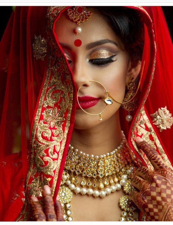 Bengali Style- Brideofhonor.com