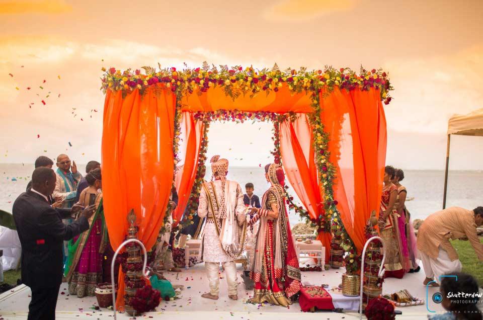 theme wedding- Goa