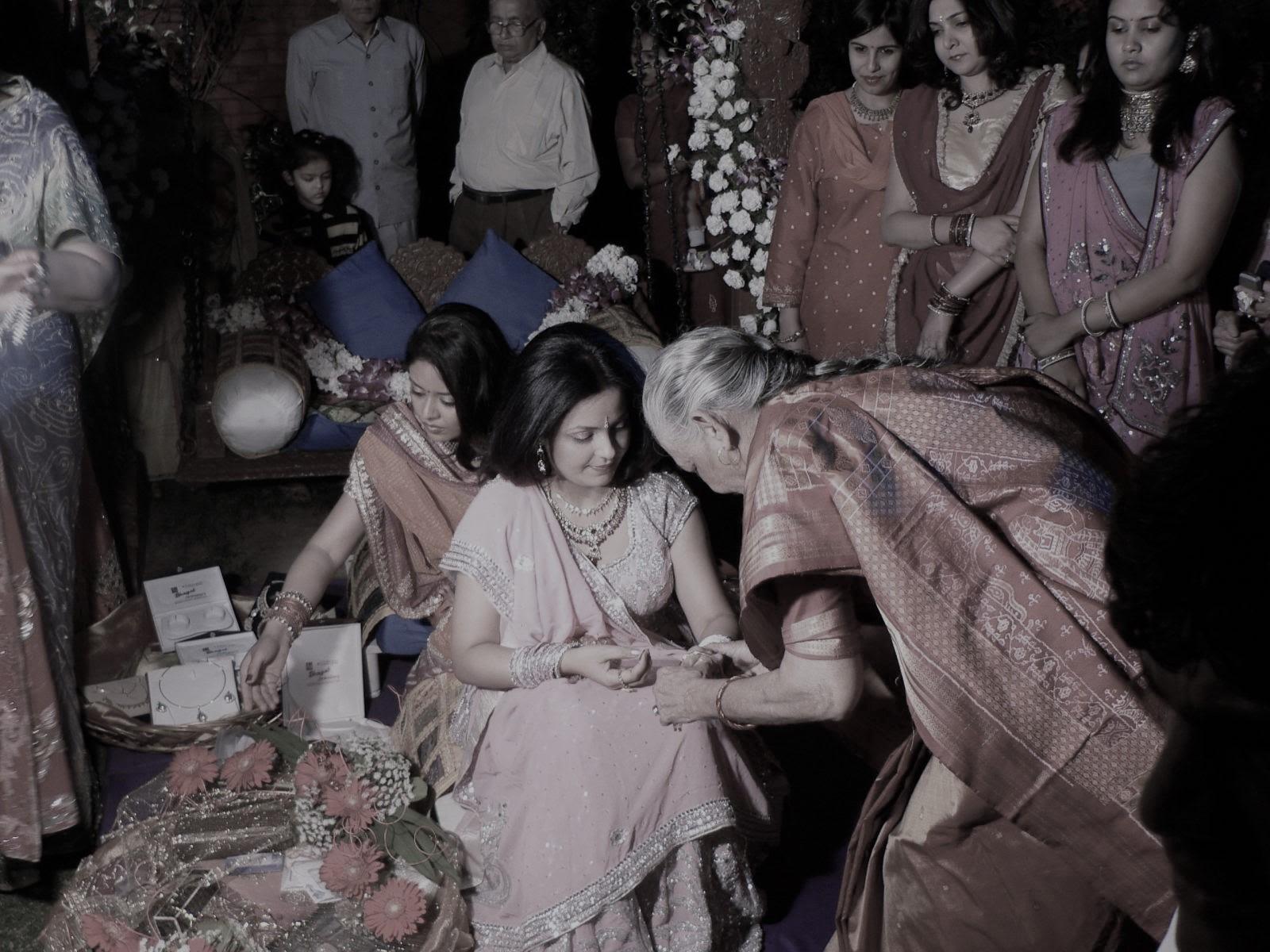 Cheka- Bihari Engagement